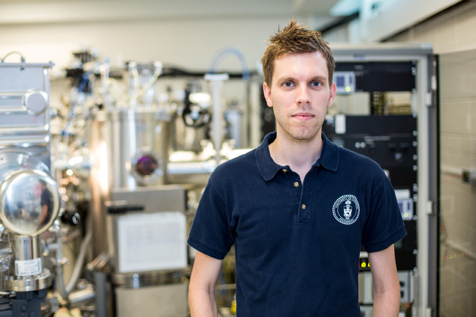 Dr  Michael G  Helander, Alumnus | Materials Science & Engineering