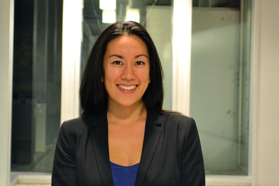 Jacqueline Lim, Alumna