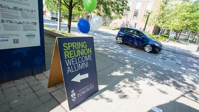 Spring Reunion MSE Luncheon @ WB 134 | Toronto | Ontario | Canada