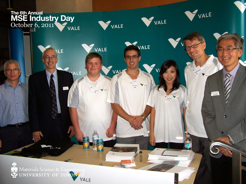 MSE Industry Day - Vale
