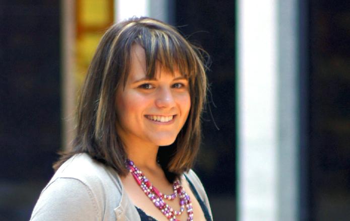 Diana Mollicone, Alumna