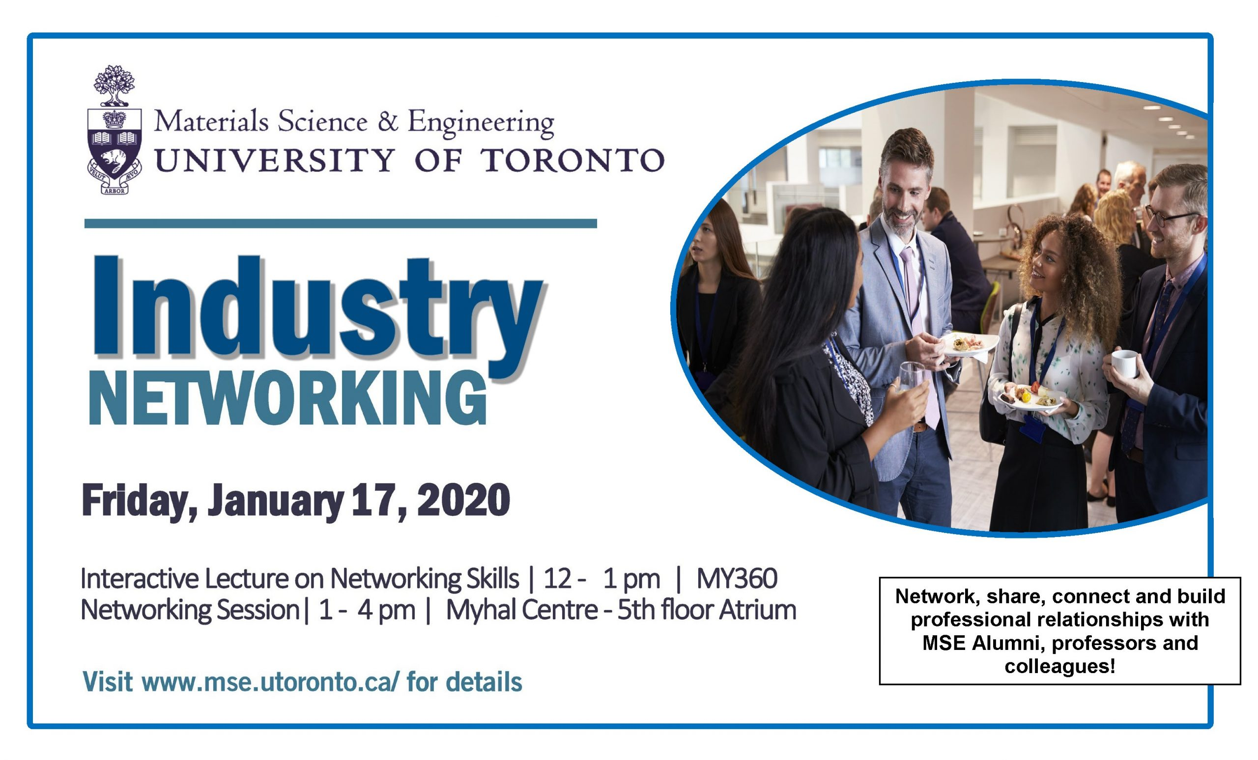 MSE Networking event