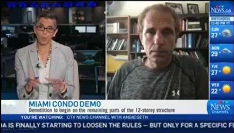 Doug on news